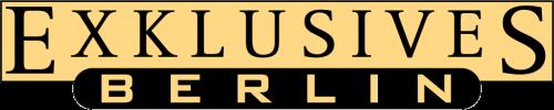 Exklusives Berlin Logo